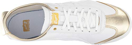 Lich Mexico Tiger Gold White 66 Sneaker Onitsuka Fashion Men's wg7xT