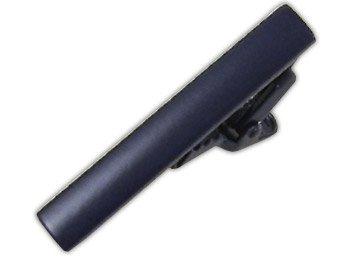 TheTieBar C983 Navy 1.5 Inch Tie Bar -