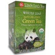 organic whole leaf green