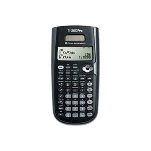 ** TI-36X Pro Scientific Calculator, 16-Digit LCD