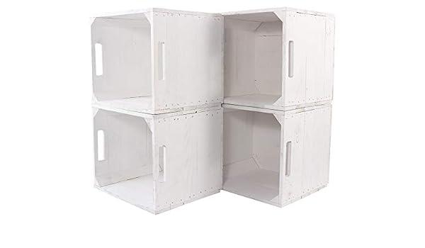 moooble Vinterior - Caja de Madera para estantería IKEA Kallax, 33 ...