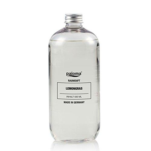Pajoma 44813 Raumduft Nachfüllflasche, 500 ml, lemongras