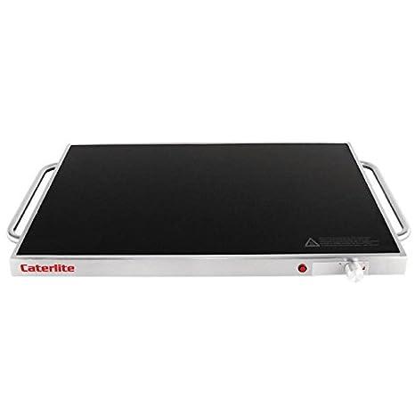Caterlite calentamiento bandeja 35x 550x 350mm bandeja Restaurante