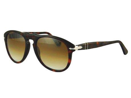 Persol PO0649 Sunglasses-Havana/Brown Gradient ()