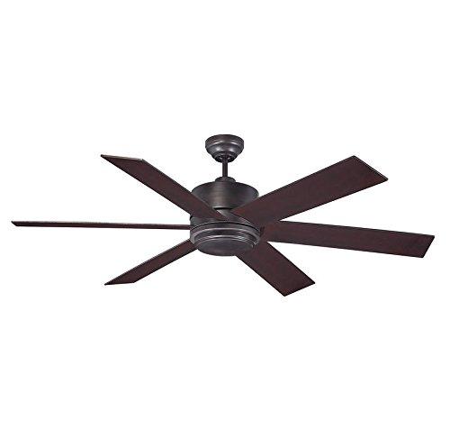 "Savoy House 60-820-613-13 Ceiling Fan, 60"""