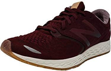 Ese café Estructuralmente  New Balance Men's Fresh Foam Zante V3 Performance Running Shoe red Size:  12.5 D(M) US: New Balance: Amazon.sg: Fashion