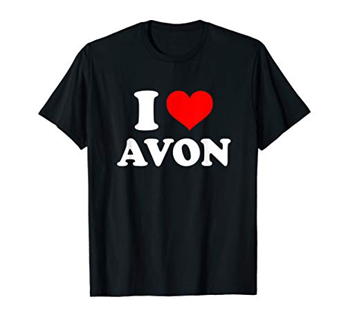 - I Love Avon T-Shirt
