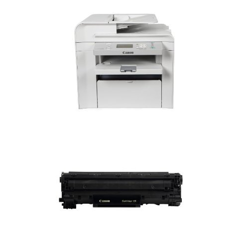 Canon imageCLASS D550 Multifunction Printer and Canon Cartridge 128 Black by Canon