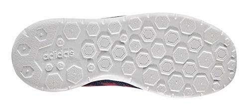 adidas Swifty K, Chaussures de Tennis Mixte Enfant, Bleu (Maruni/Rosfue/Ftwbla), 38 EU