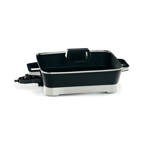 Focus Products 72400 Wb 15x12x3 Lg Oblong Skillet
