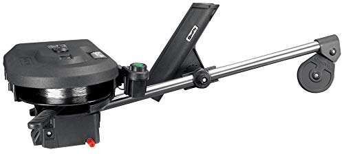 (Scotty #1099 Depthpower Compact Electric Downrigger w/ 24-Inch Solid Boom & Rod Holder (Renewed))
