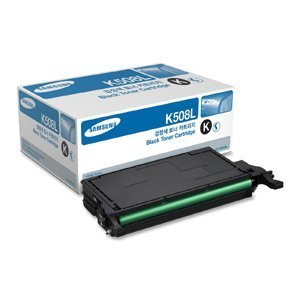 Samsung High Yield Toner Cartridge. BLACK TONER FOR CLP-620ND CLP-670ND 5K HIGH YIELD L-SUPL. Black - Laser - 5000 Page