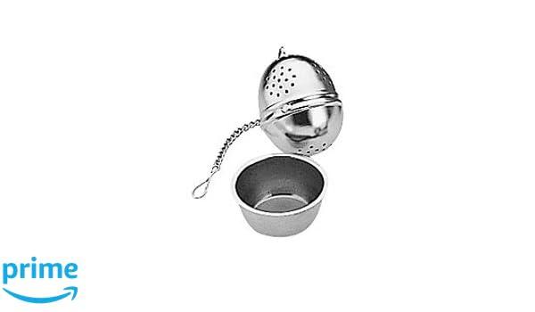 Bola filtro de t/é de acero inoxidable 5 x 4 cm Tescoma T420672 Caddy Presto