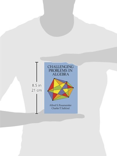 Challenging Problems in Algebra (Dover Books on Mathematics ...