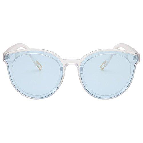 Azul UV400 Unisex hibote Ojo gato de sol de Ocean Gafas Colors xqTAF1