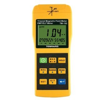 TM 192D 3 axix Magnetic Field Meter with Data Logger [並行輸入品]   B07ND1XL8M