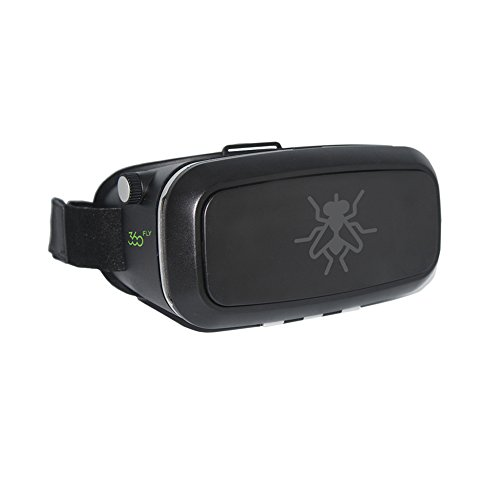 360fly VR - Smartphone Compatible Virtual Reality Headset