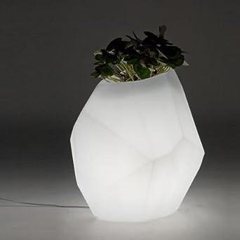 Light Vase Poser Slide Designé Secret H60cm Lampe Par Lumineux À vNnw8Om0