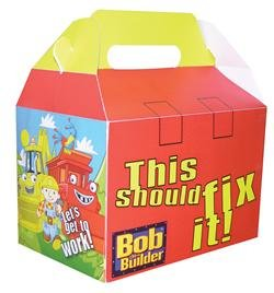 Bob the Builder Favor Boxes (6ct)