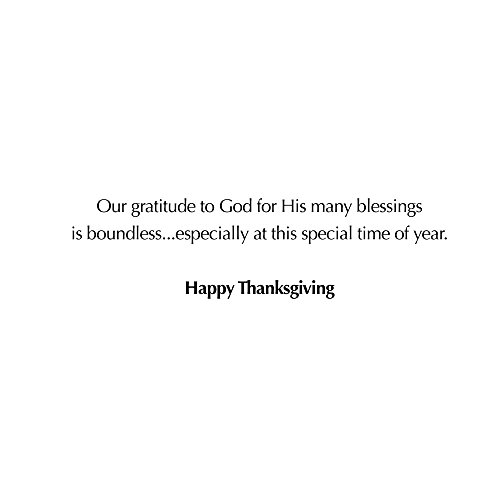 Christian-Thanksgiving-Card-TH1611-The-message-throughout-gives-thanks-for-the-season-and-honors-God-for-His-boundless-blessings-Gold-foil-lined-envelopes