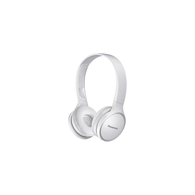 Panasonic RP-HF400B-W Bluetooth On-Ear H