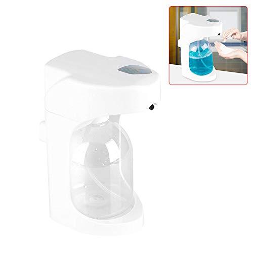 Handseifenspender - Delaman 500ML Automatischer Schaumseifenspender, mit verstellbarer Schaumflasche