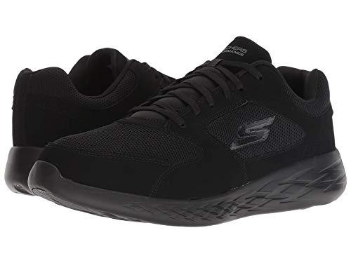 [SKECHERS(スケッチャーズ)] メンズスニーカー?ランニングシューズ?靴 Go Run 600 55085 Black 9.5 (27.5cm) E - Wide