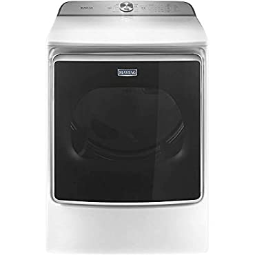 'Maytag 9.2 Cu. Ft. White Gas Dryer'