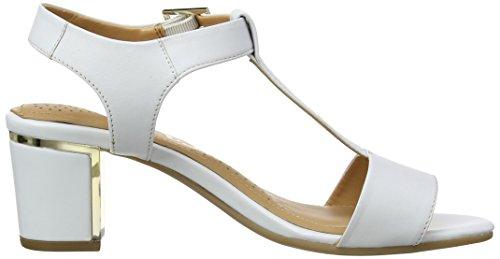 Van Dal Malone - Sandalias de cuero Mujer blanco - White (Bright White)