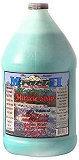 Miracle II Moisturizing Soap - 1 Gallon (128 oz)