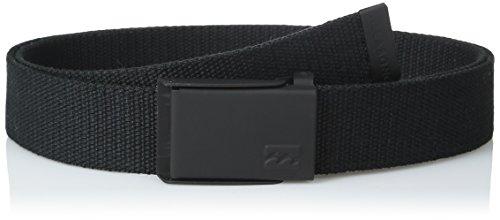 Billabong Men's Cog Belt Black One Size ()
