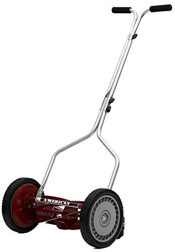 American Lawn Mower 1304-14 14-Inch 5-Blade Push Reel Lawn Mower - Blade 5 Push Reel
