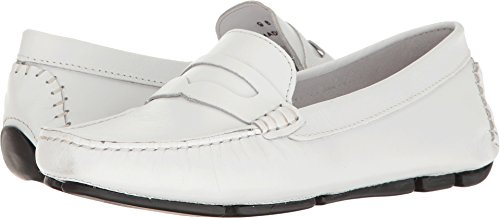 Womens Penny Matteo Keeper Massimo Bison White 540EHw