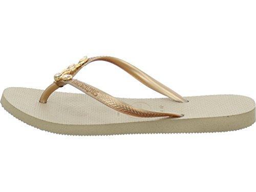 Lux Gold Havaianas Havaianas Sandalo Donna Sandalo Gold Donna Lux BUqHf16w