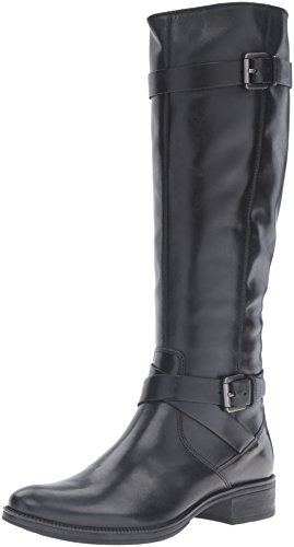para Negro Black Botas Donna de Mujer Meldi Montar C9999 Stivali Geox qfa4YnTw