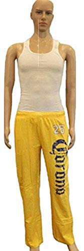 Corona Beer Men's Pajama Lounge Sleep Bottom Pants Crown Beer PJ Extra Beer (Medium, -