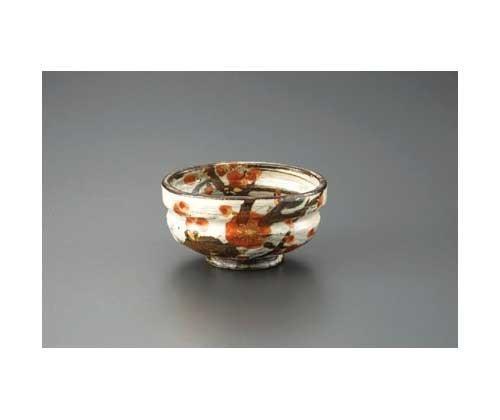 Plum Fukura 12cm Match Bowl Pottery Ware