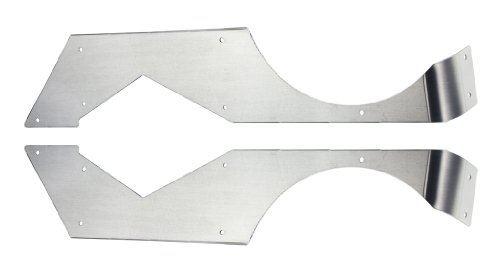Aluminum Axial Wraith Side Panel Set