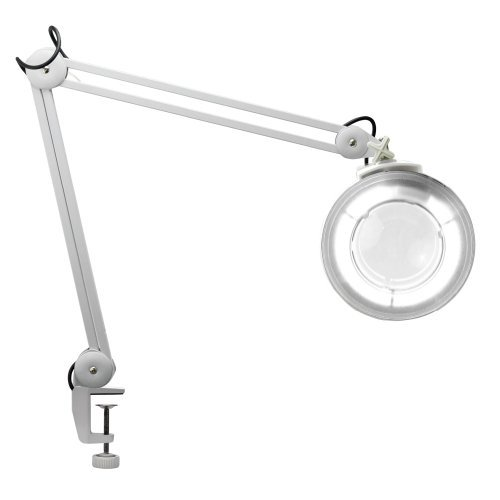 Fluorescent Magnifying Lamp by Chicago Electric (Image #1)