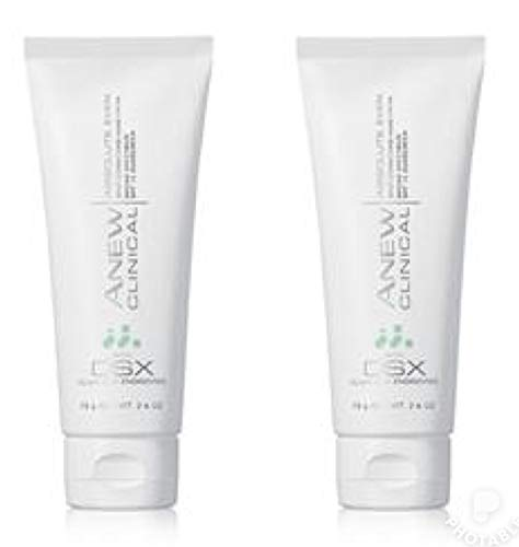 LOT OF 2 Avon Anew Clinical Absolute Even Spot Correcting Hand Cream SPF 15 brand new fresh sold by The Glam Shop