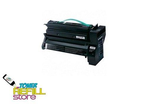 Toner Refill Store ™ Black Remanufactured Toner Cartridge for Lexmark C750 X750 X750e C750DN C750N 10B032K (C750 Black Toner)