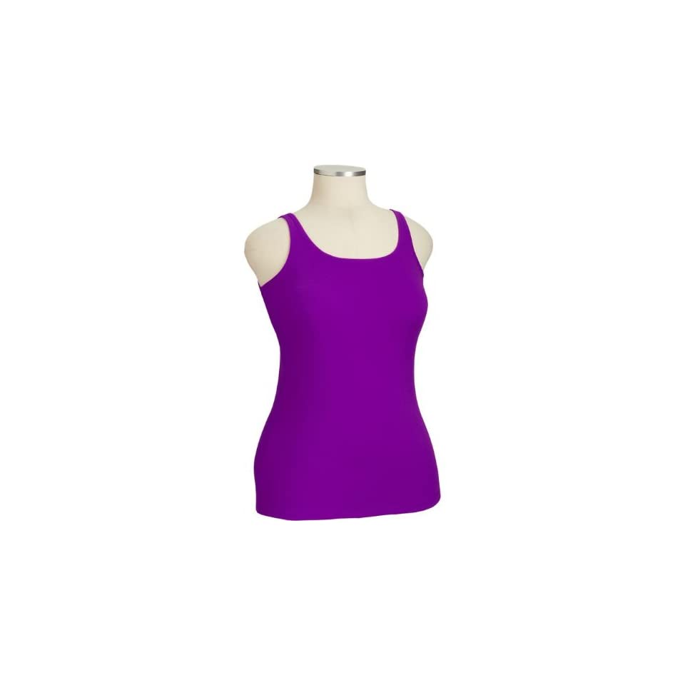 Old Navy Womens Plus Jersey Stretch Tanks