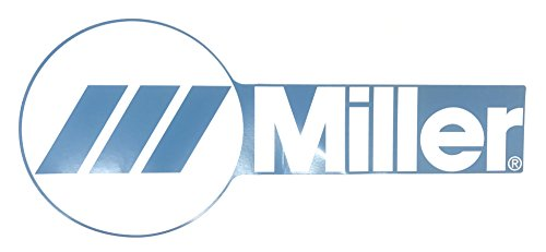(Miller Replacement Decals Miller Logo (5.25