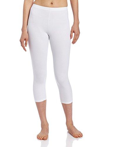 vera-wang-white-capri-low-rise-ex-large-exercise-jogging-yoga-leggings