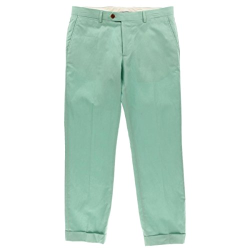 Linen Blend Casual Pants - 3