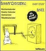 Bunny Suicides Weekly 2012 Calendar