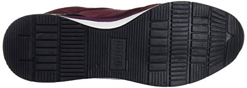 suave Zapatillas 69147 Mujer Burdeos Mtng C42809 Mesh10 Para Rojo TfXFq5xw