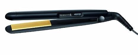 Remington S1450 Slim Compact - Plancha de pelo, hasta 215º C, revestimiento de cerámica