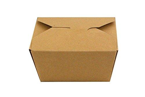 - Inno-Pak 194830225#1 Inno-Box, Kraft, 4.4