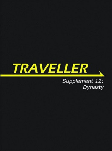 Traveller: Supplement 12: Dynasty (MGP3860) PDF